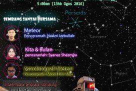 meteor perseid 2016 BCTK