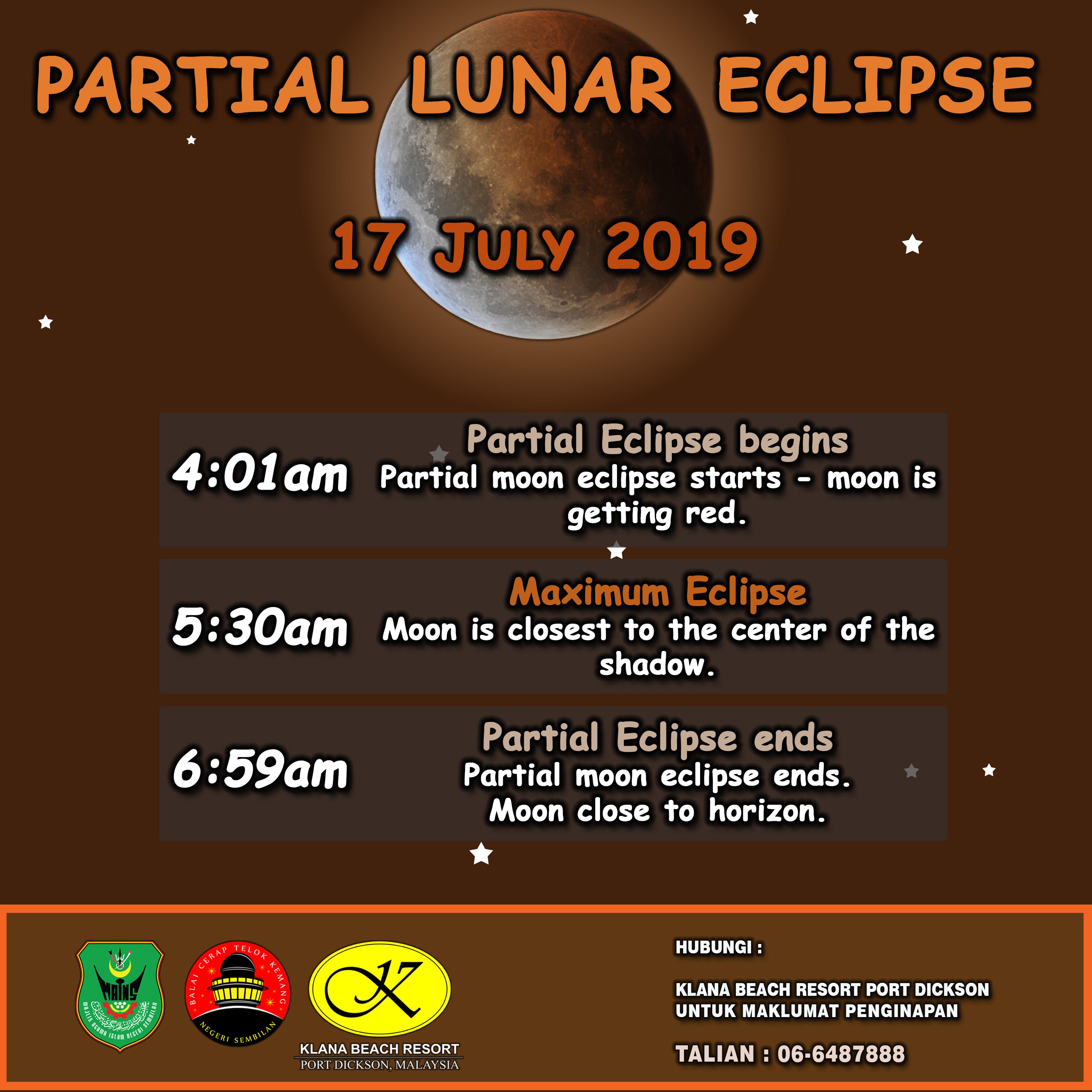 1 lunar eclipse july 2019