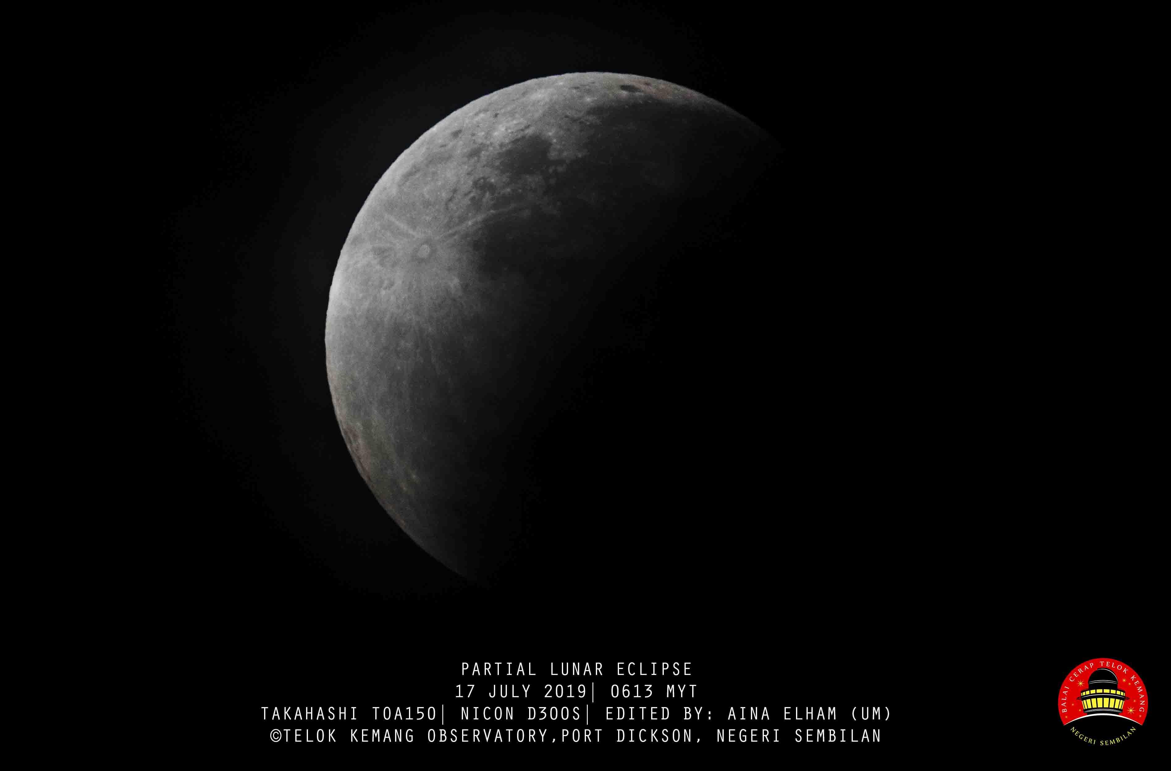 Partial Lunar Eclipse_170719