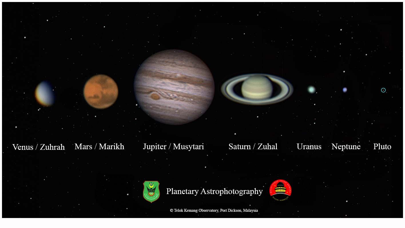 Planet Telok Kemang Observatory