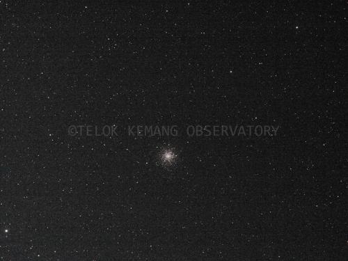 NGC6218_Globular Cluster