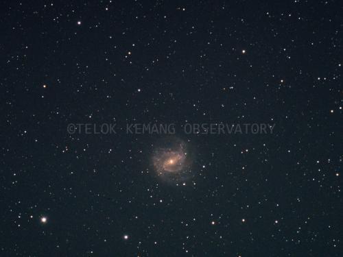 M83_Spiral Galaxy