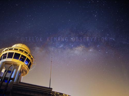 Milkyway Telok Kemang Observatory